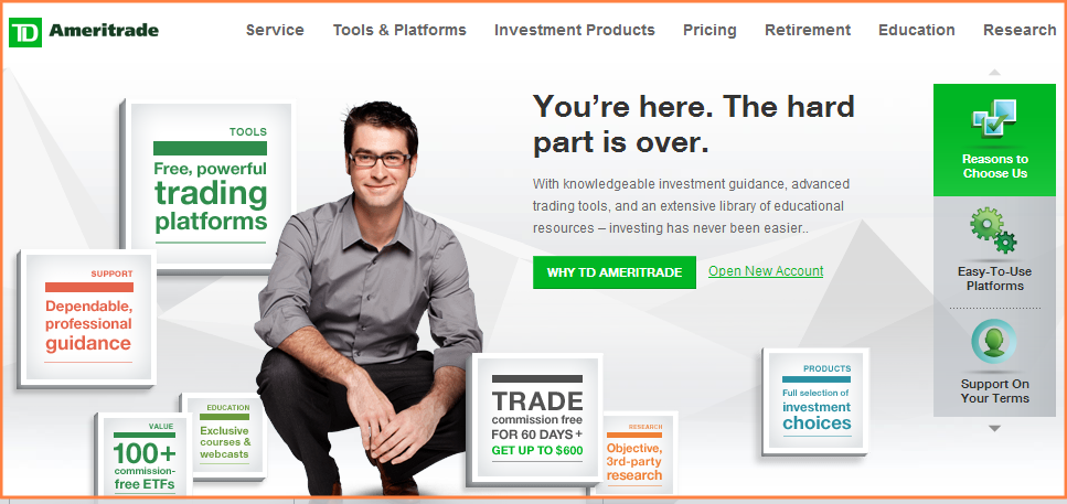 AMTD Home Page - You are here