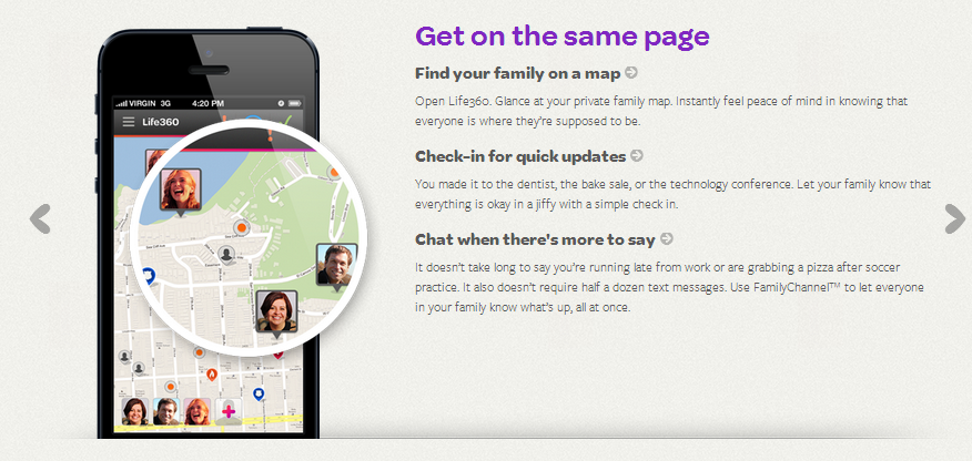 Life360 – An Awesome App that Keeps your Family Safe and in