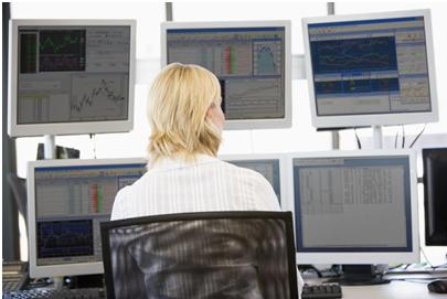 Trading Tools Monitors