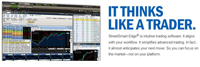 Trading Tools - StreetSmart Edge